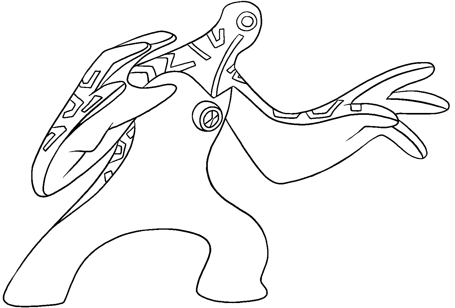 xlr8 coloring pages - photo#41